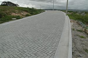 Pisos - Pavimentação